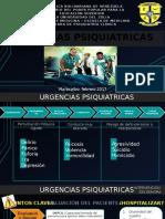 Urgencias Psiquiatricas Ult 2017