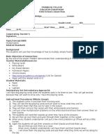 lesson plan format 2