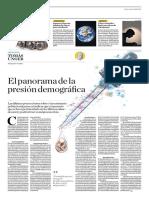 El Panorama de La Presión Demográfica