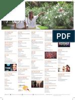 Agenda Cultural Tenerife Abril 2017