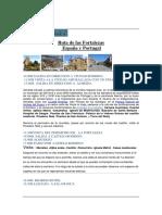 Ruta de las Fortalezas España y Portugal.pdf