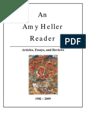Amy Heller Reader Vajrayana Mandala