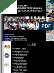 Taklimat ULBS 2008