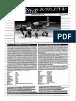 Dornier Do335 Pfeil