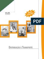 Cartilha Distribuição e Transporte