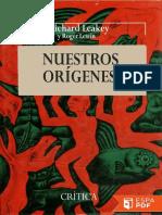 Nuestros Origenes - Richerd Leakey