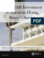 2017 Investment and Vacation Home Buyers Survey 04-11-2017