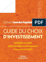 Guide Du Choix d'Inv