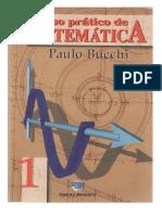 Livro Curso Pratico de Matematica Paulo Bucchi Vol 1