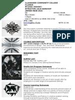 design i syllabus summer 2015