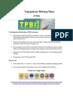 TPBI Tes Penjajakan Bidang Ilmu