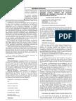 Declaran nulo procedimiento de vacancia iniciado contra regidor del Concejo Distrital de Andajes provincia de Oyón departamento de Lima