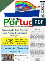 Jornal da Biblioteca - Junho 2008