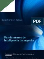 Fundamentos de Inteligencia de Negocios