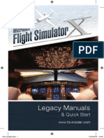 FSX Booklet Manual