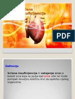 srčana insuficijencija - prezentacija