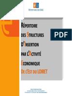 Répertoire SIAE de l'Est Du Loiret