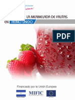 Ficha Producto-Mercado Mermelada de Frutas - Reino Unido