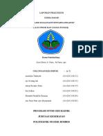 Analisis Kualitatif Senyawa Organik (Uji Unsur Dan Gugus Fungsi)