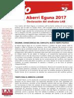 ABERRI EGUNA-2017-