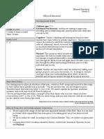 grades 5-6 pe unit plan  revised