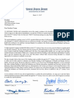 Letter to President Trump on 21st Century Cures Act Opioid Funding
