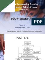 2015-II. Flow Sheeting