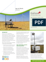 Galion Lidar Noise Impact Assessment