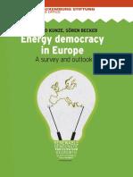 Energy Democracy in Europe (1)