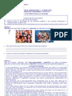 S2 - Jueves 04 Noviembre - FICHA - FCC 3° - LAS ACTITUDES HACIA LA CULTURA