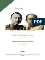 Bogyoke Aung San and India