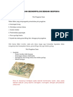 115150053 Alifkovaren K.P Hubungan Geomorfologi Dalam Geofisika