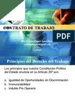 Sesion 11 Contrato de Trabajo.pptx