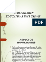COMUNIDADES EDUCATIVAS INCLUSIVAS.ppt