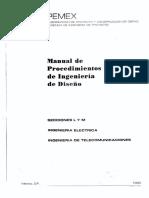 Manual Procedimientos Ingeniería de Diseño Pemex