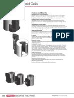 Solenoid Coils HYDAC