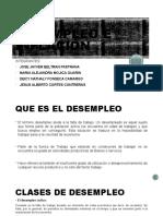 DESEMPLEO E INFLACIÓN.pptx