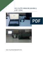 Configuracion Wireless