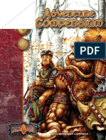 Earthdawn Adventure Compendium