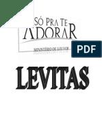 Levitas (Um Estudo sobre o serviço na Igreja do Senhor)