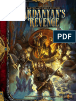 Earthdawn Ardanyan's Revenge 3e