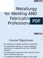 283680525 Basic Metallurgy for Welding and Fabricating Professionals