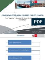 Apn Foro Logistica Comex Peru