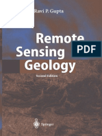 Remote Sensing Geology (2nd Ed.) [R.P. Gupta, 2003] @Geo Pedia