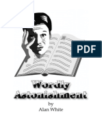 Wordly Astonishment