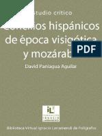 Concilios Hispánicos de Época Visigótica y Mozárabe