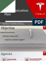 final communication plan