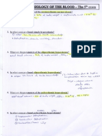 Pathophysiology 5th Test