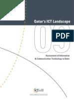 Qatar's ICT Landscape Report 2009