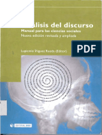 3. Iñiguez Analisis Del Discurso en Las Ciencias Sociales